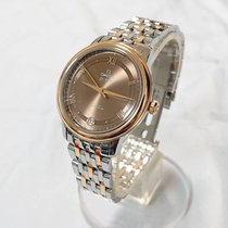 Omega Steel 33mm Automatic 424.20.33.20.13.001 new