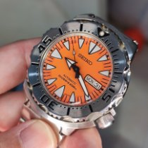 Seiko Monster SRP309K1 Good Steel 42mm Automatic Indonesia, INDONESIA
