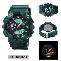 Casio G-Shock GA-110CM-3A New Steel Quartz