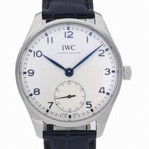 IWC Steel 40.4mm Automatic IW358304 new