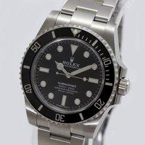Rolex Submariner (No Date) Steel Black United States of America, Illinois, Wheaton