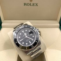 Rolex Steel 43mm Automatic 126600 pre-owned