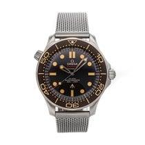 Omega 210.90.42.20.01.001 Titanium Seamaster Diver 300 M 42mm pre-owned United States of America, Pennsylvania, Bala Cynwyd