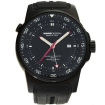 Momo Design pre-owned Automatic 46mm Black
