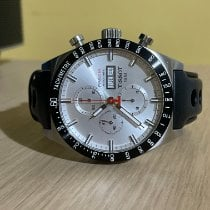 Tissot PRS 516 Steel 45mm Silver United States of America, New York, Forest Hills