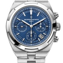 Vacheron Constantin Overseas Chronograph new Automatic Watch with original box and original papers 5500V/110A-B148