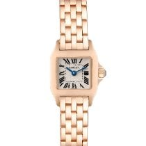 Cartier Santos Demoiselle W25077X9 Very good Rose gold 17mm Quartz