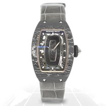 Richard Mille Automatic Transparent No numerals 31.5mm new RM 07