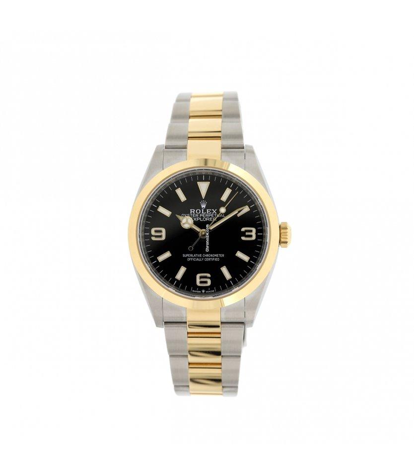 Rolex Explorer 124273 2021 novo