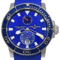 Ulysse Nardin Maxi Marine Diver White gold 42.5mm Blue United States of America, Florida, Boca Raton