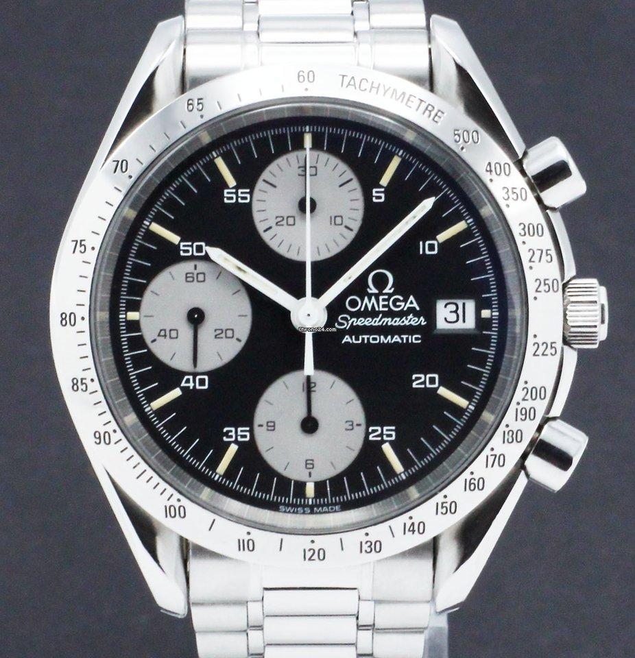 Omega Speedmaster Date 3511.50.00 1991 tweedehands