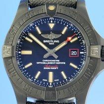 Breitling Avenger Blackbird 44 Acero 44mm Negro