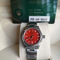 Rolex Oyster Perpetual 31 nuevo 2021 Automático Reloj con estuche y documentos originales