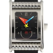 Alain Silberstein Steel 43mm Automatic pre-owned