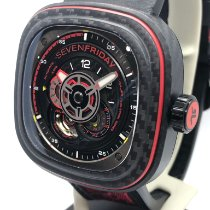 Sevenfriday Steel 47,6mm Automatic P3C/04 new