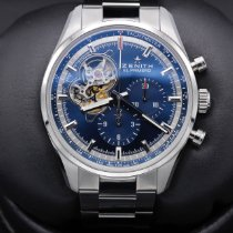 Zenith El Primero Chronomaster new Chronograph Watch with original box 03.20416.4061/51.M2040