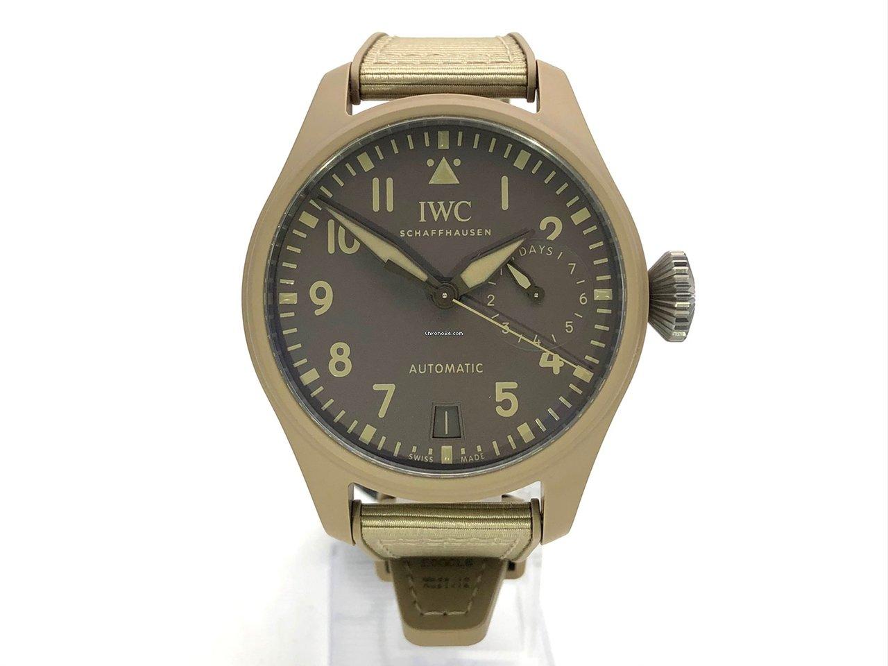 IWC Big Pilot Top Gun IW506003 2021 new