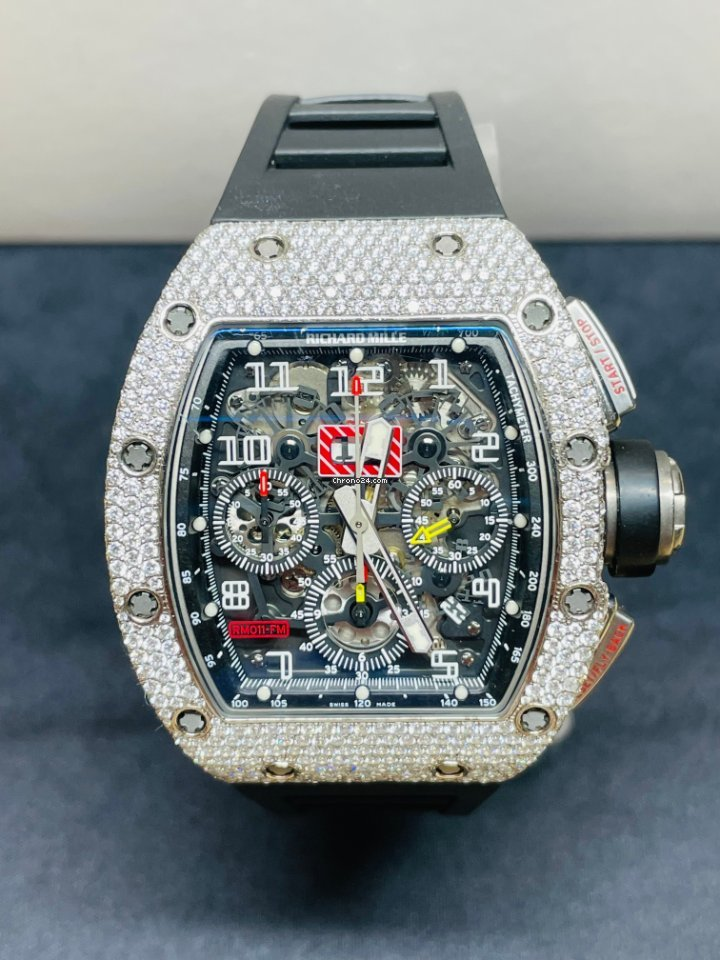 Richard Mille RM 011 RM-011-FM 2019 pre-owned