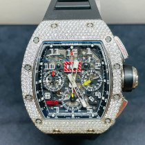 Richard Mille RM 011 White gold 50mm Transparent Arabic numerals United States of America, Florida, West Palm Beach