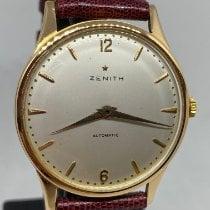 Zenith Stellina Yellow gold 38mm White
