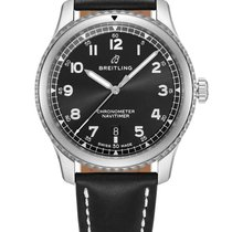 Breitling Steel 41mm Automatic A17314101B1X1 new United States of America, New York, NY