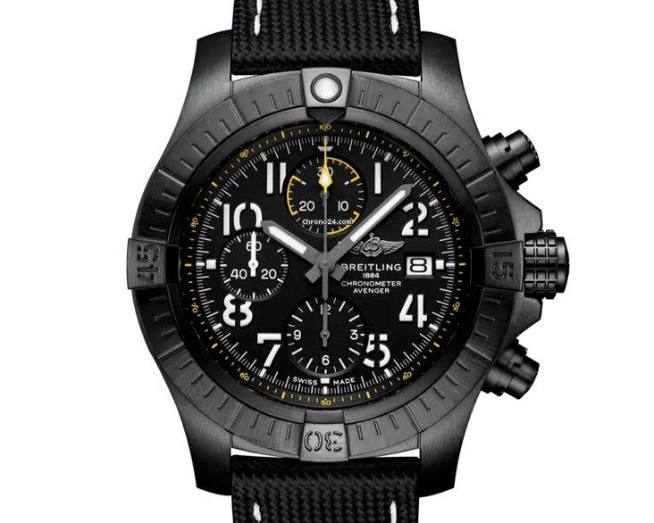 Breitling Avenger V13317101B1X2 2021 новые
