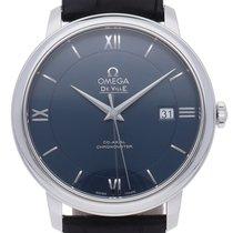 Omega (オメガ) デ・ビル プレステージ 新品 自動巻き 正規のボックスと正規の書類付属の時計 424.13.40.20.03.001