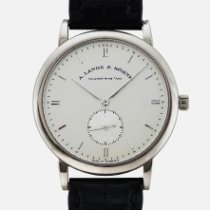 A. Lange & Söhne White gold 37mm Manual winding 216.026 pre-owned United Kingdom, London