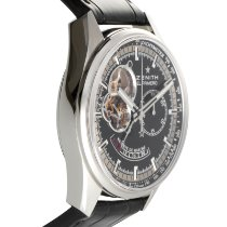 Zenith 03.2080.4021/21.C496 Staal 2012 El Primero Chronomaster 42mm tweedehands