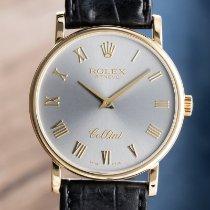Rolex Cellini Gelbgold 32mm Grau Deutschland, Chemnitz