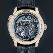 Jaeger-LeCoultre Master Grande Tradition Rose gold 44mmmm Transparent United States of America, Florida, Sunny Isles Beach