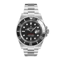 Rolex Sea-Dweller 126600 Unworn Steel 43mm Automatic