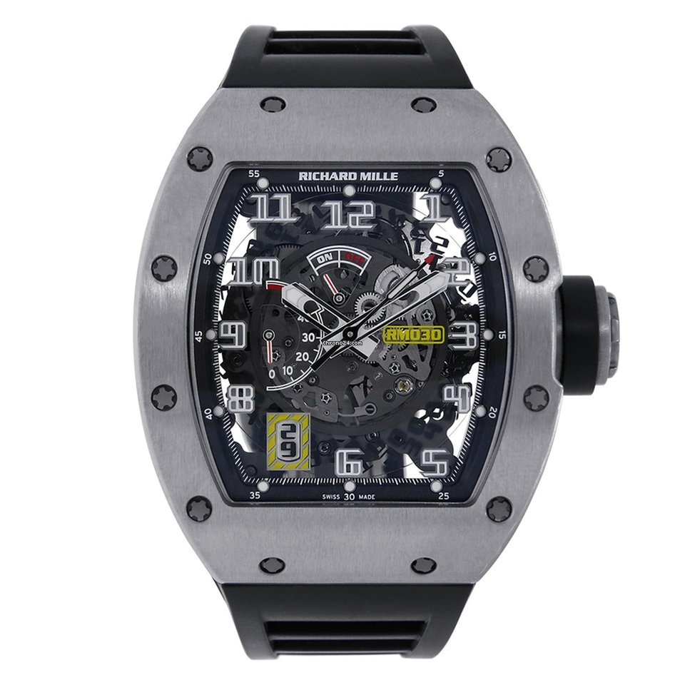 Richard Mille RM 030 RM030 2020 pre-owned
