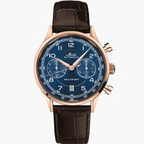 Mido Multifort Chronograph M0404273604200 New Steel 42mm Automatic