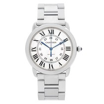 Cartier Steel 36mm pre-owned United States of America, New York, NYC