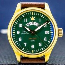 IWC Pilot Spitfire UTC 41mm Árabes