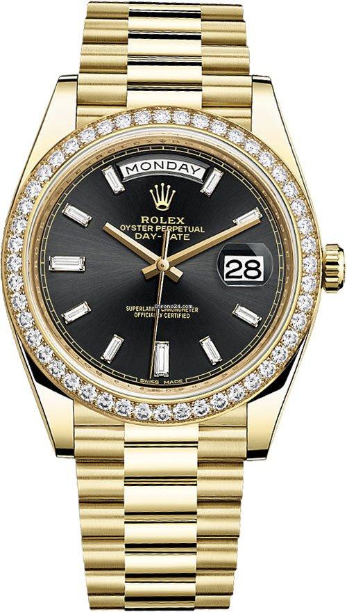 Rolex Day-Date 40 M228348RBR-0004 2020 new
