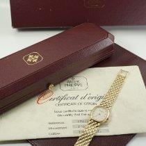 Patek Philippe Golden Ellipse Yellow gold 19mm White No numerals United States of America, Texas, Houston