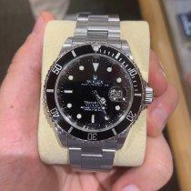 Rolex Submariner Date Steel 40mm Black No numerals United States of America, Pennsylvania, Philadelphia