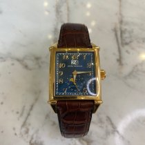 Girard Perregaux Vintage 1945 Yellow gold 35mm Blue Roman numerals United States of America, Florida, Miami