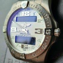 Breitling Titanium 43mm Quartz E793637V/G817 pre-owned New Zealand, Hamilton