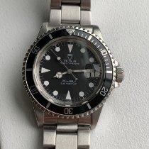 Tudor Submariner Steel 40mm Black No numerals Canada, Coquitlam