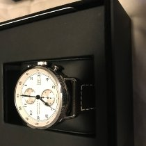 Hamilton Khaki Navy Pioneer new 2019 Automatic Chronograph Watch with original box and original papers H77706553