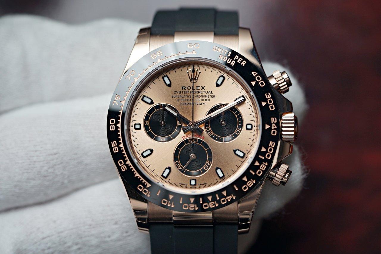 Rolex Daytona 116515ln 2021 новые