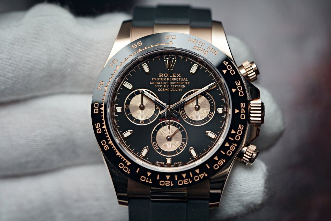 Rolex Daytona 116515ln 2020 brugt