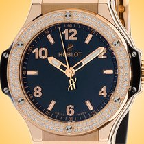Hublot Big Bang 38 mm new Automatic Watch with original box 361.PX.1280.RX.1104