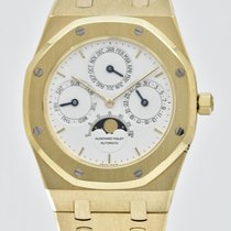 Audemars Piguet Желтое золото Автоподзавод 39mm Royal Oak Perpetual Calendar