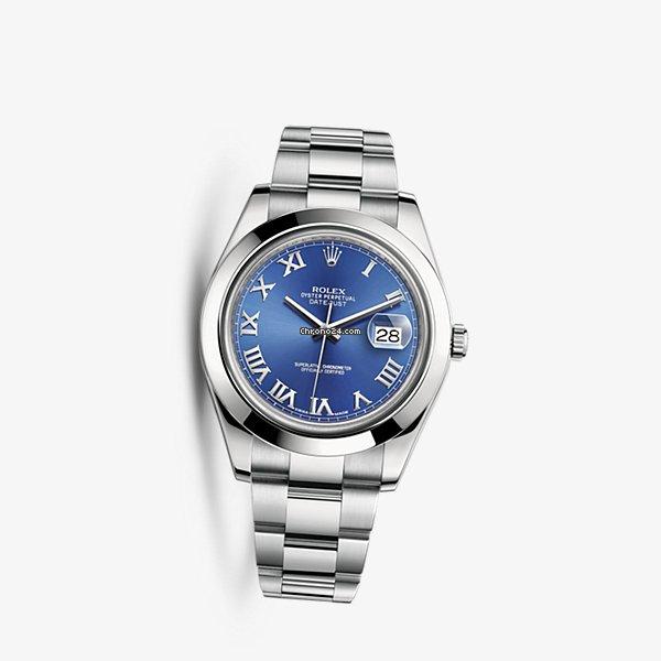 Rolex Datejust II 116300 подержанные