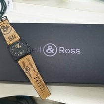 Bell & Ross BR 03-94 Chronographe BR03-94 Very good Carbon 42mm Automatic Malaysia, Subang
