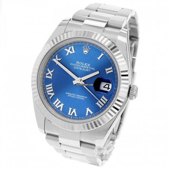 Rolex Datejust 126334 2020 tweedehands